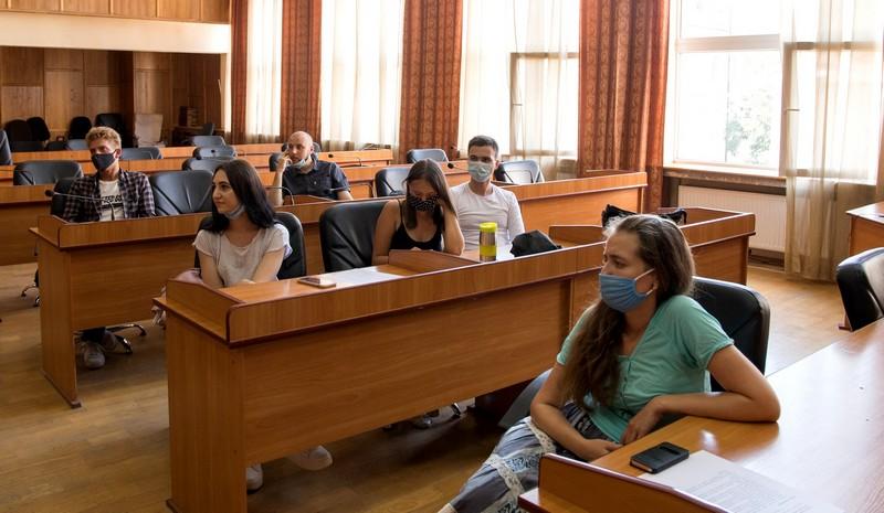 В Ужгороді створили Молодіжну раду