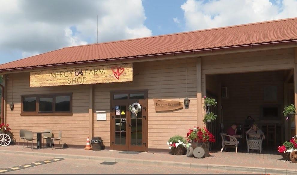 На Ужгородщині працює єдина на Закарпатті ферма милосердя