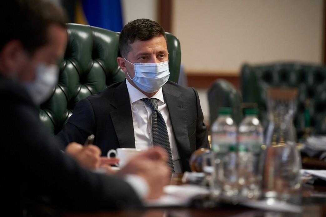 Володимир Зеленський виступив із важливим зверненням до урядовців та голів ОДА