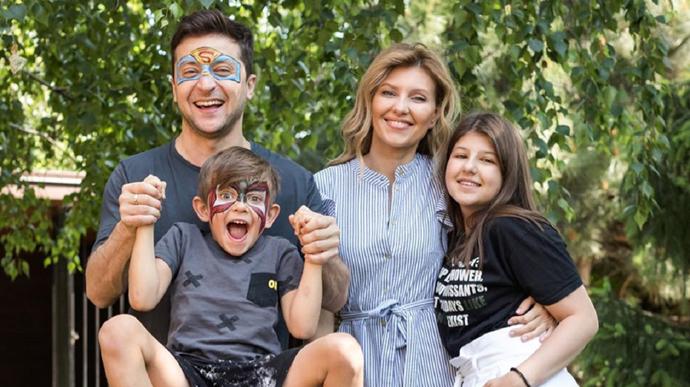 Зеленський заявив, що його син перехворів коронавірусом
