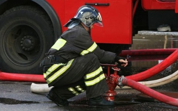 Три пожежні машини: що відбувалось в одному з мікрорайонів Мукачева