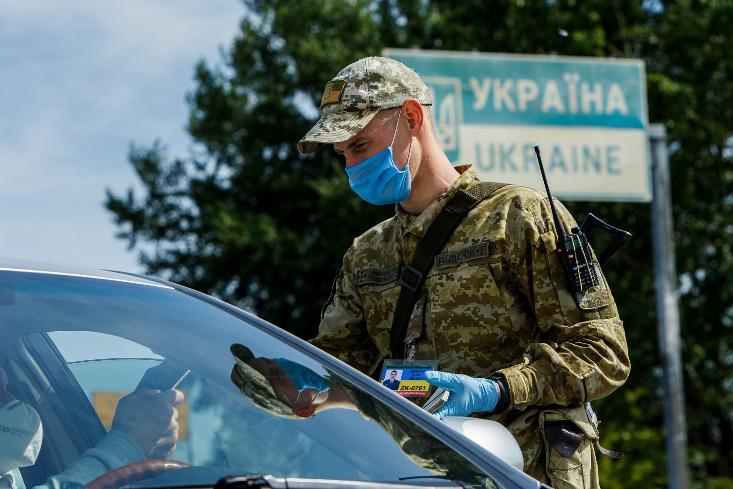 Держприкордонслужба України попередила про величезні черги на кордоні