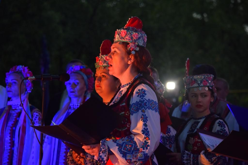 В Ужгороді молились за Україну