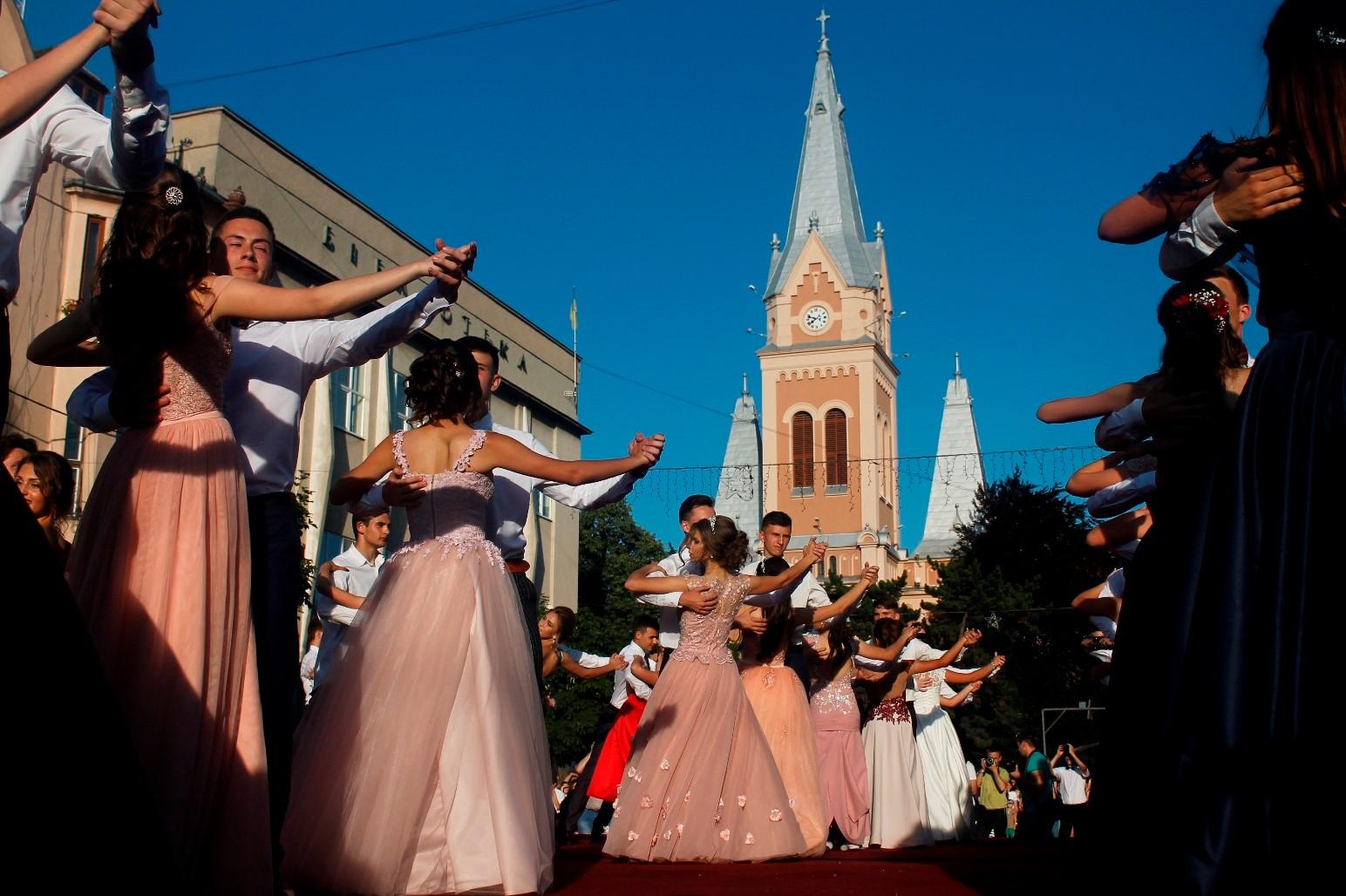 У Мукачеві проведуть свято випускників