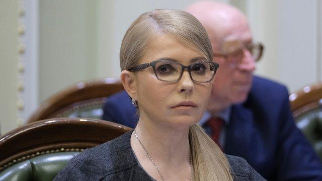 У Юлії Тимошенко виявили коронавірус. Вона у важкому стані, – ЗМІ