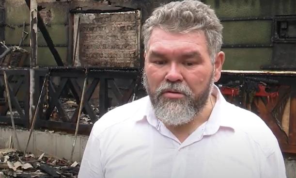 Священник із Мукачева розповів про лихо, яке сталося у його родині