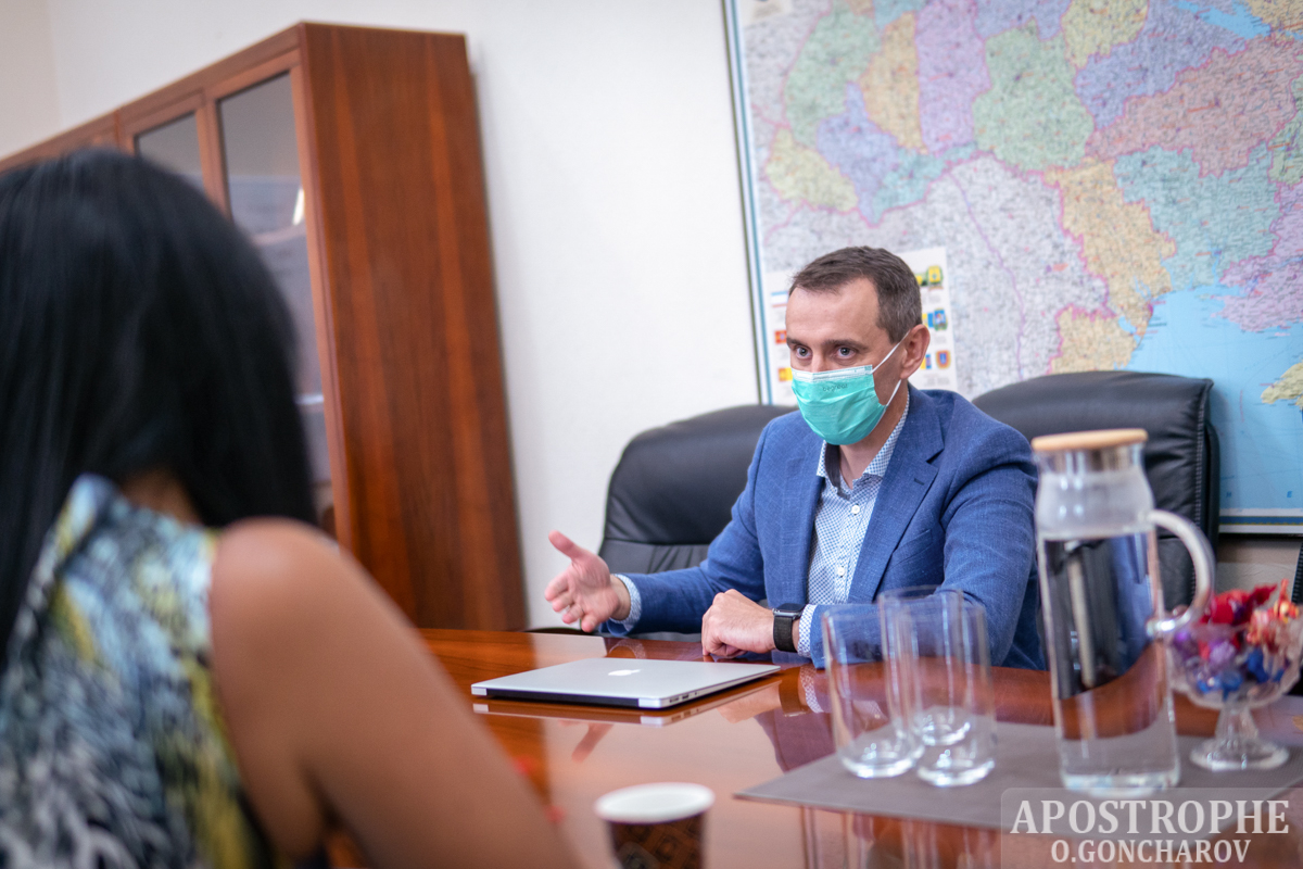 Головний санітарний лікар України Віктор Ляшко зробив резонансну заяву