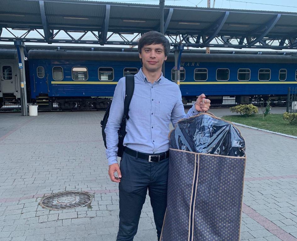Відомо, кого підтримуватиме партія Зеленського на виборах мера Ужгорода