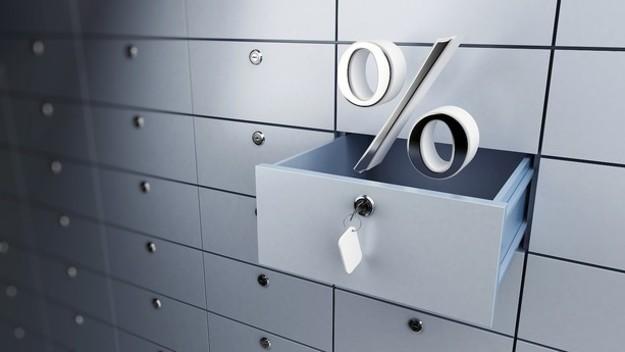 Депозитні ставки у банках знизились