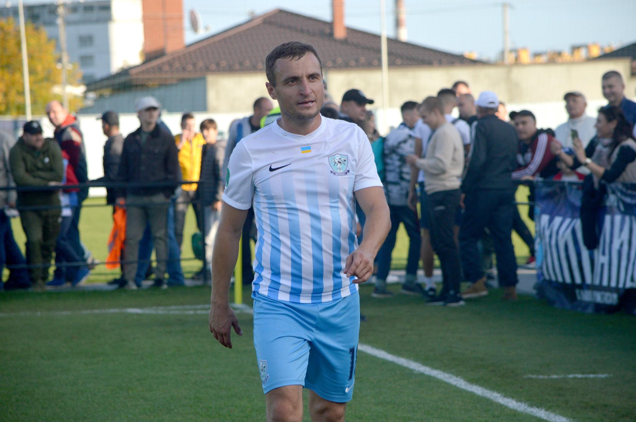 Закарпатський футболіст переніс коронавірус у важкій формі