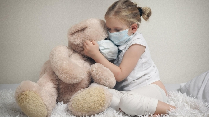За добу на Закарпатті COVID-19 виявили у 10 дітей
