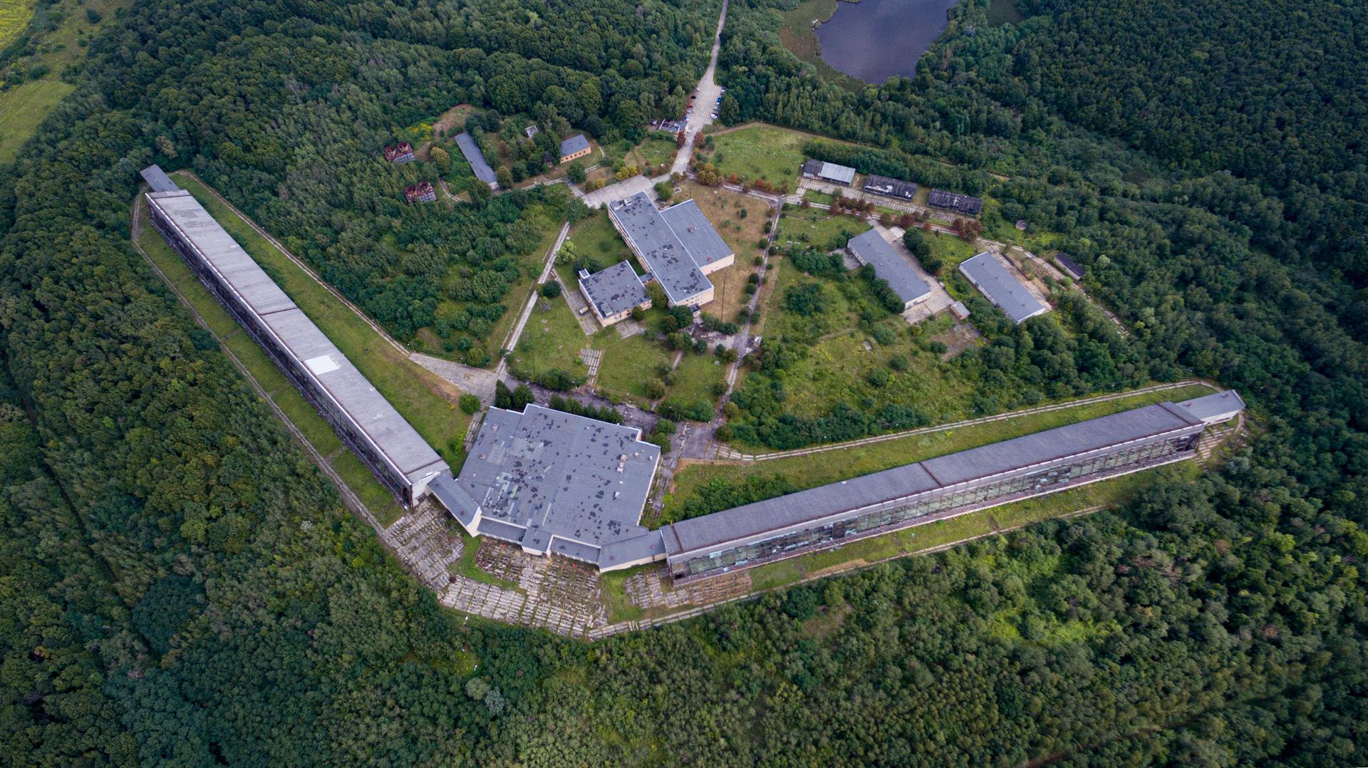 Засекречена база РЛС поблизу Мукачева: відомо, за чим вона стежить