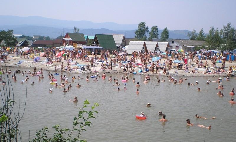 Відпочинок у Солотвині: що приваблює тисячі туристів