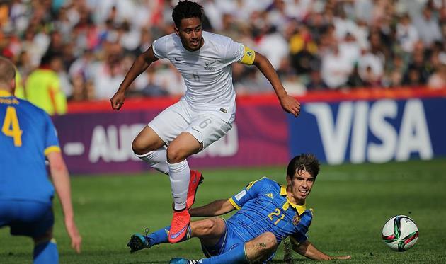 Харатін дебютує за Україну в матчі проти Іспанії