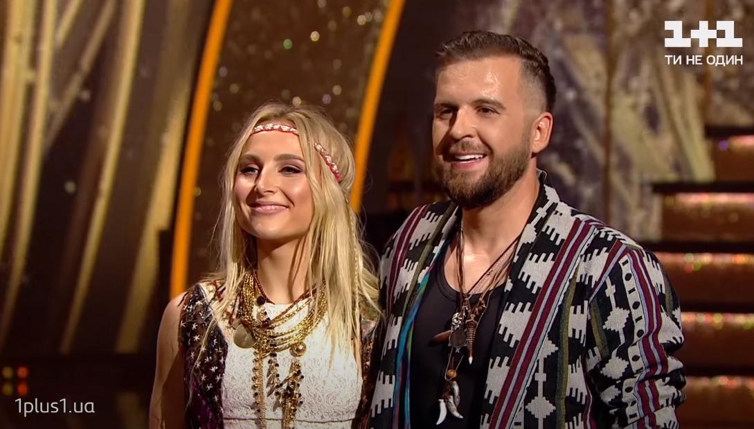 Танці з зірками – 2020, 2 випуск: відео виступу Сергія Танчинця і Яна Цибульської