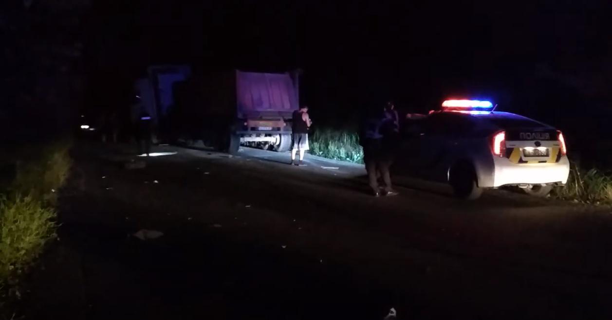 У Виноградові зіткнулись два автомобілі