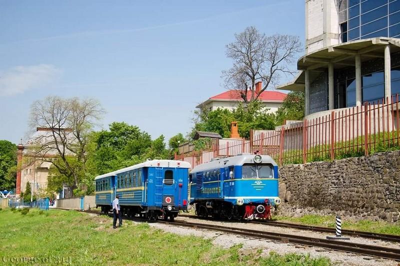 Закриття дитячої залізниці в Ужгороді: очільник області відреагував на невдоволення краян