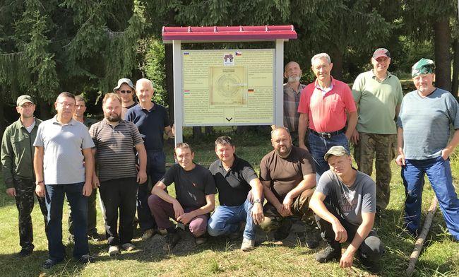 """""""Забутий"""" меморіал Першої світової війни на Торунському перевалі впорядкували громадські активісти"""