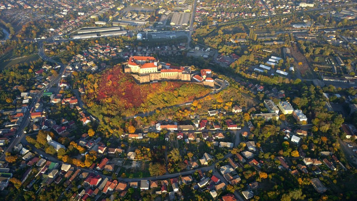 """""""Українська правда"""" та """"Уніан"""" синхронно написали про Мукачево: вихваляють красу міста"""