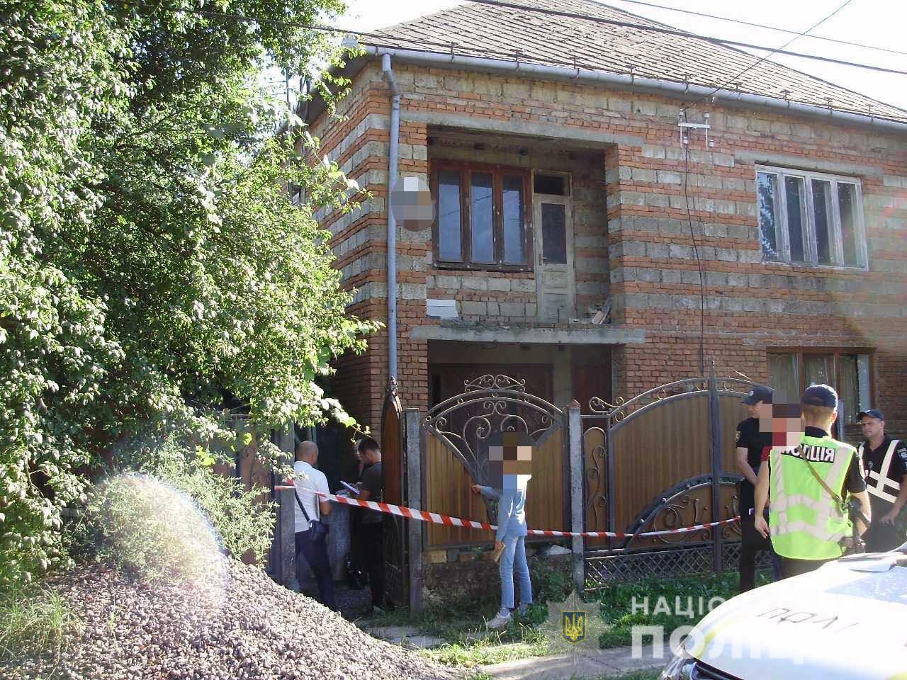 Розпивання алкоголю у селі на Мукачівщині закінчилось вбивством