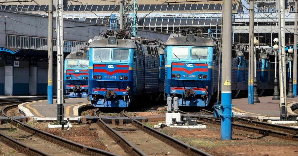"""14 вересня """"Укрзалізниця"""" припиняє продаж квитків із шести станцій"""