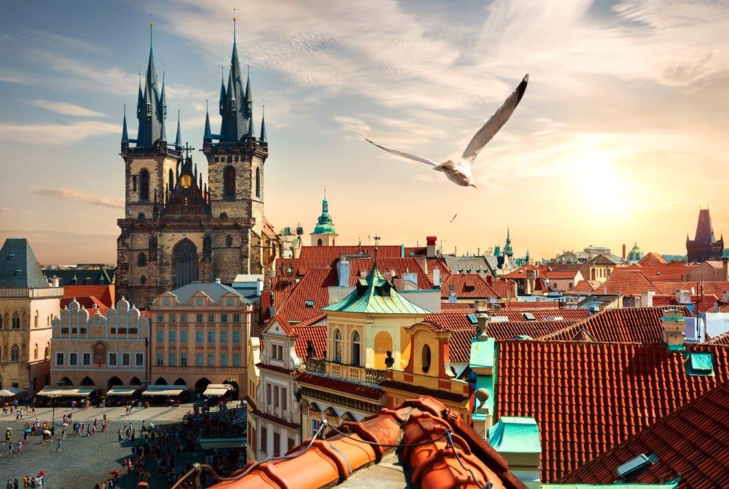 У Чехії розпочалася друга хвиля коронавірусу