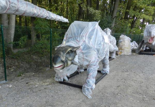 Парк динозаврів – Динопарк – відкриють на Закарпатті на околиці села Яноші