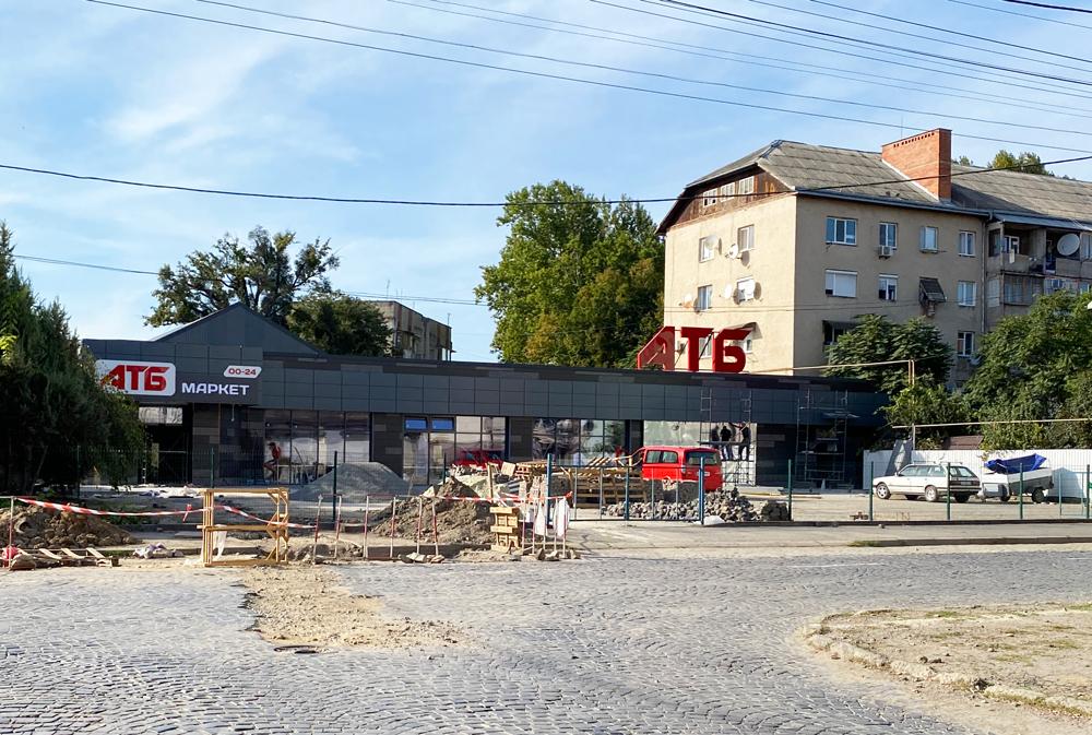 АТБ Мукачево: у місті з'явиться ще один супермаркет даної торгової мережі