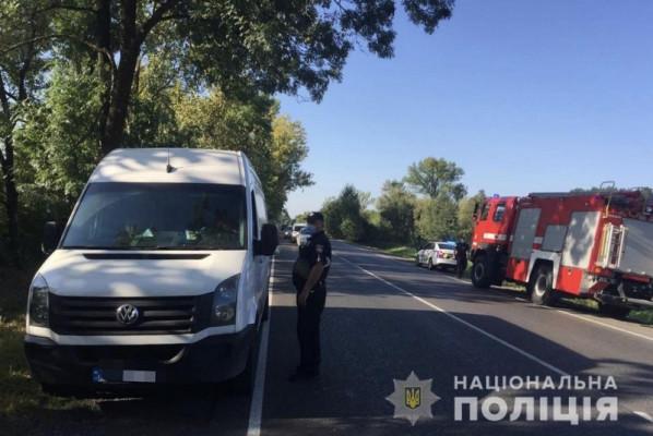 Поліцейські перевіряли, як водії пропускають спецтранспорт на дорогах