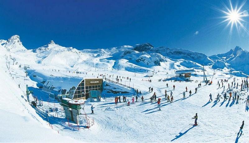 Зеленський обіцяє австрійські гірськолижні курорти в Карпатах
