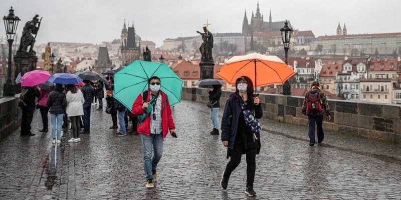 У Чехії прискорилися темпи зараження коронавірусом