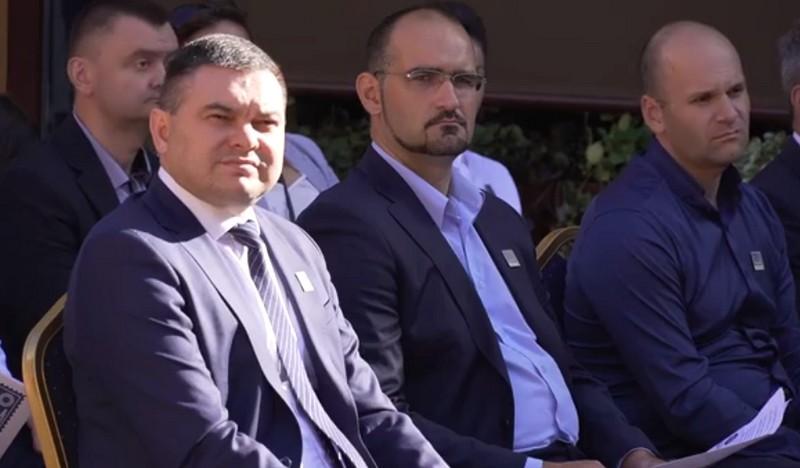 Політична партія «Рідний дім» представила свою команду в Ужгороді