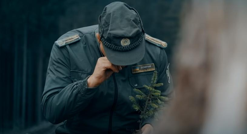 Іван Пилипець випустив новий кліп, в якому показує безжальне знищення лісів
