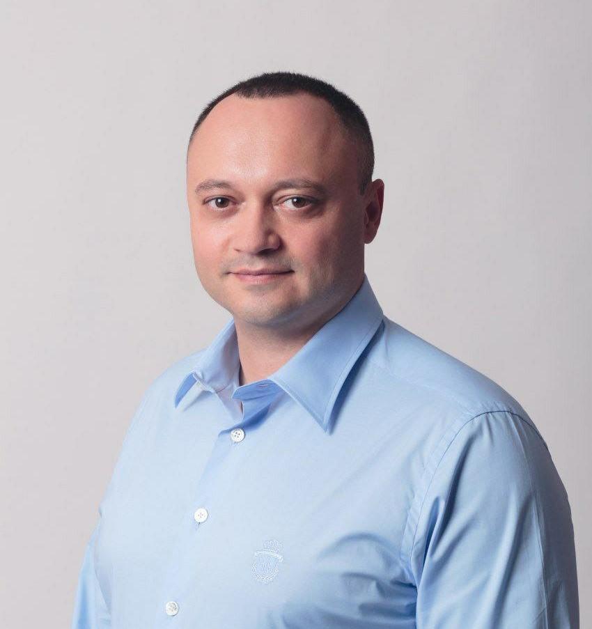 Андрій Лукач — кандидат на посаду Мукачівського міського голови
