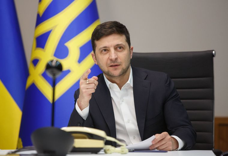 Володимир Зеленський відвідає Словаччину з офіційним візитом
