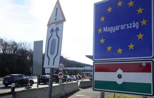 """Угорщина потрапила до """"червоної зони"""""""