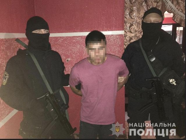 На Ужгородщині стріляли у поліцейського