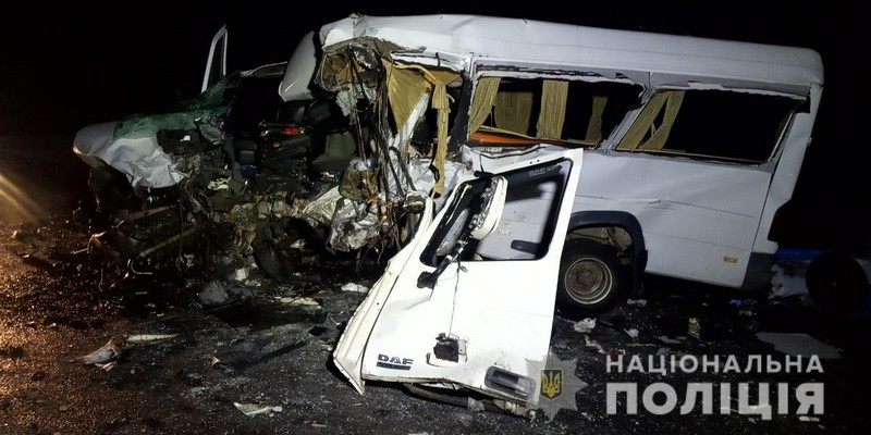 Вночі у страшній ДТП загинули два хлопці. Опубліковано фото з місця аварії