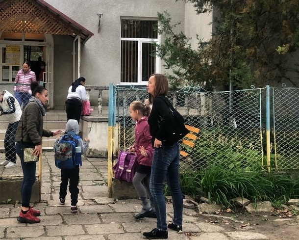 У Чопі відновили роботу школи та дитячий садок
