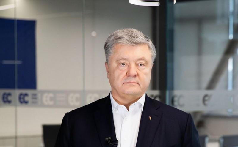 Петро Порошенко заразився коронавірусом
