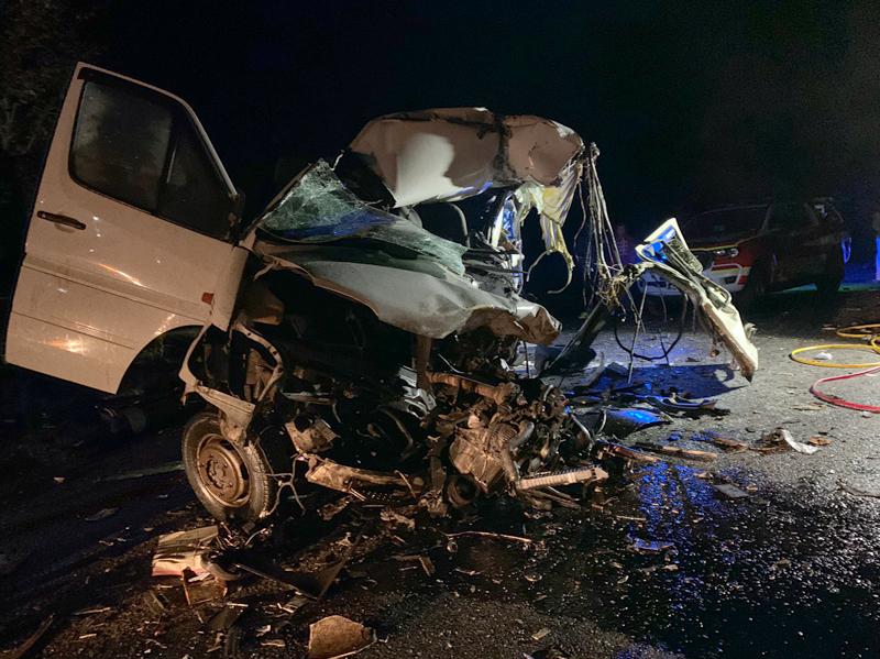 У мережі оприлюднили фото одного з хлопців із Грушова, які загинули у жахливій аварії між Сокирницею і Стеблівкою