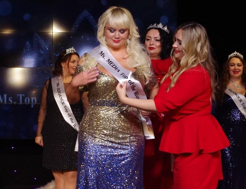 Дівчат запрошують взяти участь у конкурсі краси Miss/Mrs Top Of the World Plus Size Ukraine, який відбудеться в Києві 28 листопада
