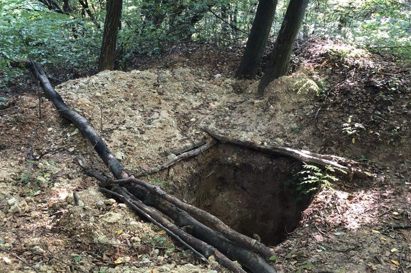 Печери монахів у Мукачеві: легенда чи правда?
