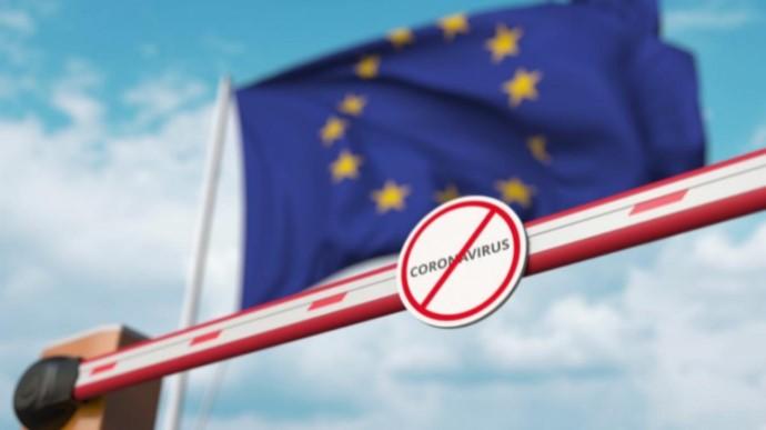 ЄС визначив три критерії для закриття внутрішніх кордонів через пандемію