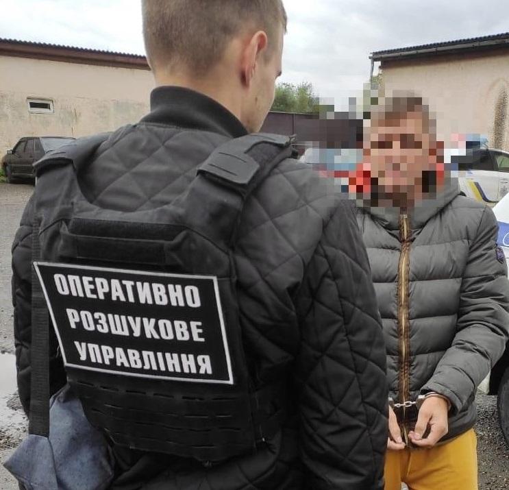 Прикордонники затримали закарпатця, який кілька років перебував у розшуку