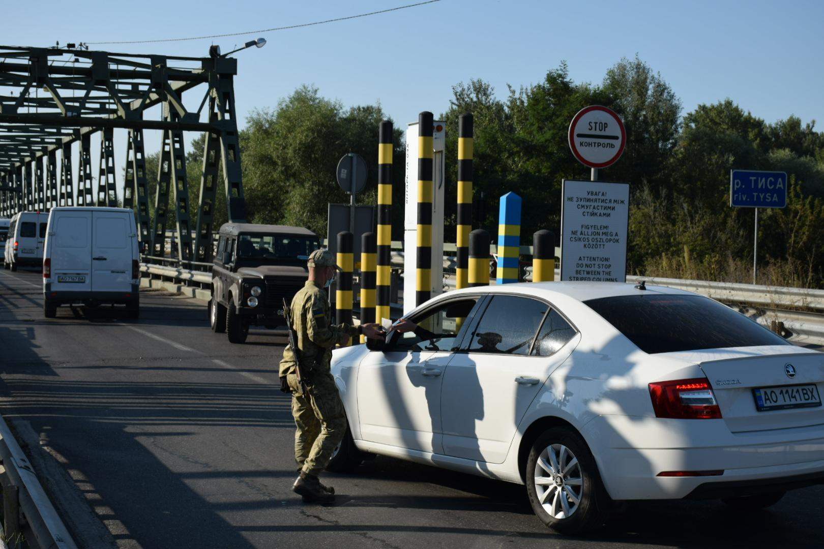 Прикордонники озвучили важливе повідомлення для тих, хто їде в Угорщину