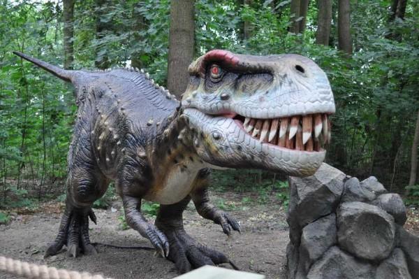 Відома дата відкриття парку динозаврів на Закарпатті та ціни за вхід