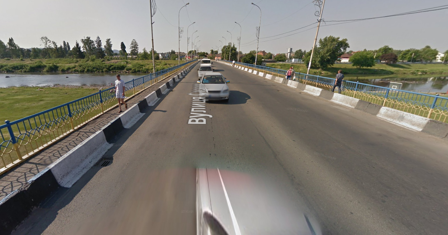 Ще один міст відремонтують у Мукачеві