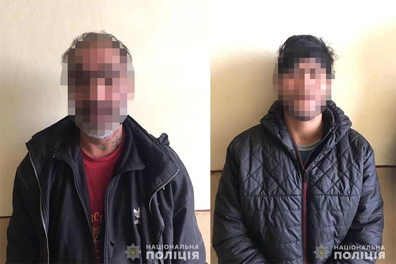 Двоє мукачівців у мікрорайоні Росвигово вчинили злочин. Їм загрожує до шести років в'язниці