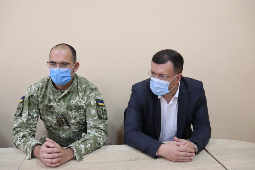 Призначено нового начальника управління держспецзв'язку в Закарпатській області